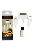 SG300(1) 3 in 1 USB Charging Cable