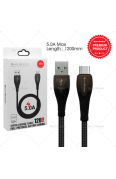 SUN GLOBAL SUPER CHARGE CABLE 5.0A TYPE-C