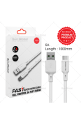 SUN GLOBAL FAST SUPER CHARGE CABLE 5A TYPE-C