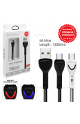 SUN GLOBAL FAST CHARGING CABLE 5A MICRO USB (LIGHT)