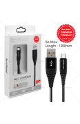 SUN GLOBAL FAST CHARGING CABLE 5A MICRO USB