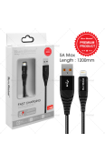 SUN GLOBAL FAST CHARGING CABLE 5A I PHONE