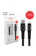 SUN GLOBAL FAST CHARGING CABLE 5A LIGHTNING