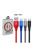 SUN GLOBAL USB DATA CABLE 2.4A MICRO USB