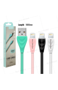 SUN GLOBAL USB DATA CABLE 2.4A I PHONE