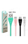 SUN GLOBAL USB DATA CABLE 2.4A TYPE-C